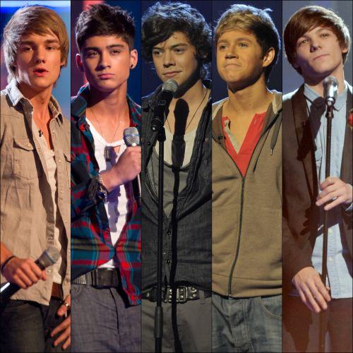 Night Changes! One Direction Has Grown Up So Much Since They Became a Band - See Photos