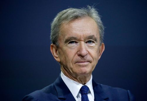 Bernard Arnault Joins the $100 Billion USD Net Worth Club