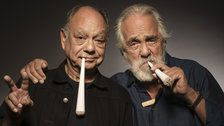 Cheech And Chong Have A Plan To Light Up The Oscars, Man