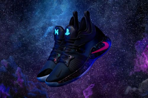 "Nike Stores in NYC and Atlanta Will Host Draw for PG 2 ""PlayStation"""