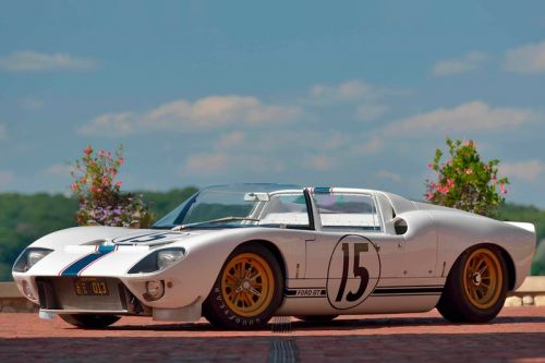 1-of-5 1965 Ford GT Competition Prototype Roadster Could Fetch $10M USD at Auction