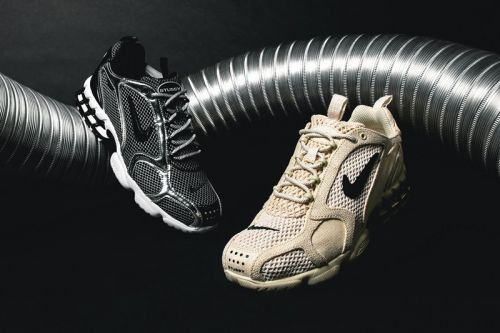 Cop the Stüssy x Nike Spiridon Caged 2 Collab Early on StockX