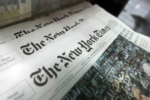 'The New York Times' Pulls Its Articles from Apple News