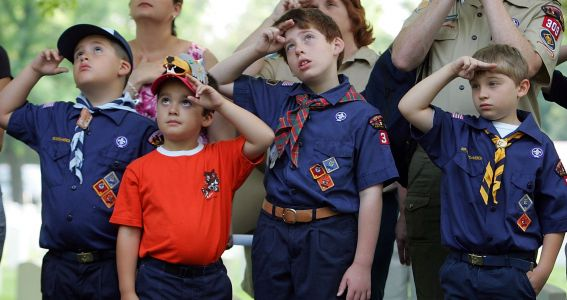 The Boy Scouts Are Letting Girls in - and People Are Understandably Confused