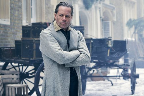 What the Dickens? Scrooge has MeToo moment in FX's 'A Christmas Carol'