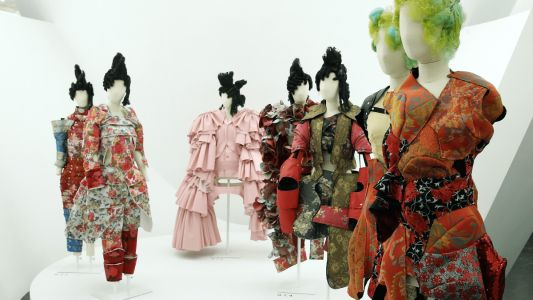 Must Read: Rei Kawakubo on 50 Years in Fashion, MyTheresa to Launch Menswear