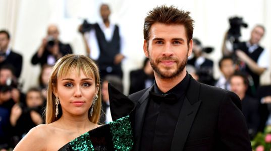Liam Hemsworth Officially Files for Divorce From Miley Cyrus After 9 Months of Marriage