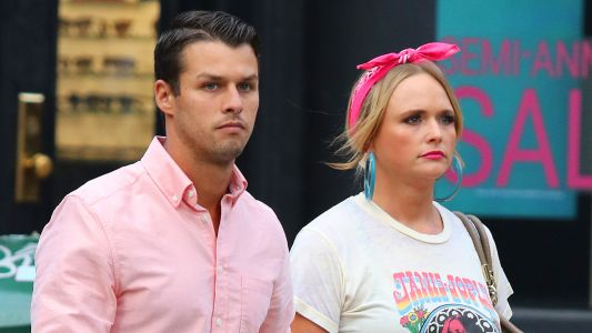 Miranda Lambert Helps Bring Husband Brendan McLoughlin's Son to the Doctor