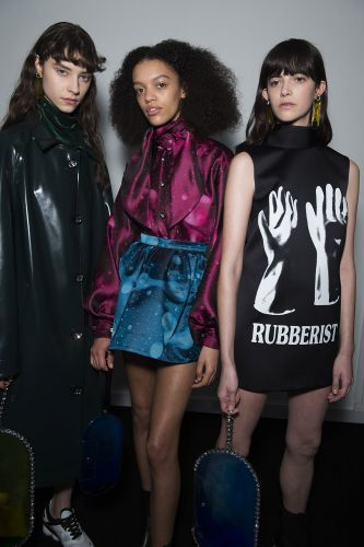 Christopher Kane: Ready-To-Wear AW19