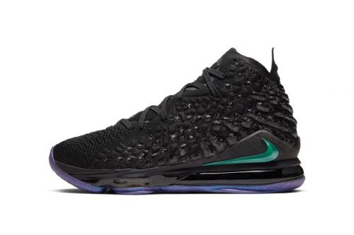 """Nike LeBron 17 """"Currency"""" Is All About the Money"""