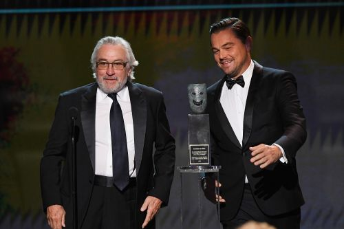 Robert De Niro cites 'abuse of power' in SAG Life Achievement Award speech