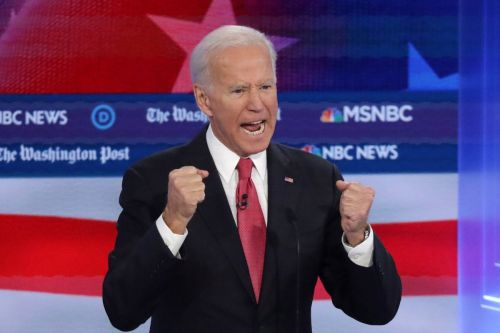 Biden Boasts About Black Support- Again