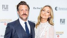 Jason Sudeikis Thanks Ex Olivia Wilde In A Fresh Hoodie At Critics Choice Awards