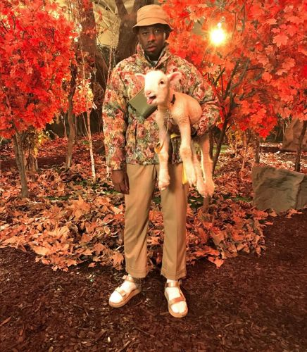 A$AP Rocky and a baby lamb star in Tyler, The Creator's new 'fashion show'