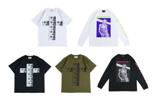 Sync. Links With Kosuke Kawamura & Hajime Sorayama for Upcoming Capsule Collection