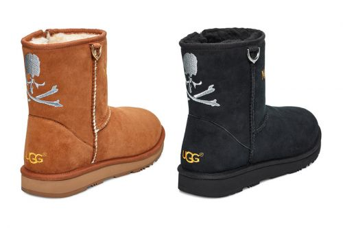 UGG Taps mastermind WORLD for an Unexpected Collaboration