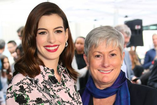 Anne Hathaway's mom kept her from becoming a 'little monster'