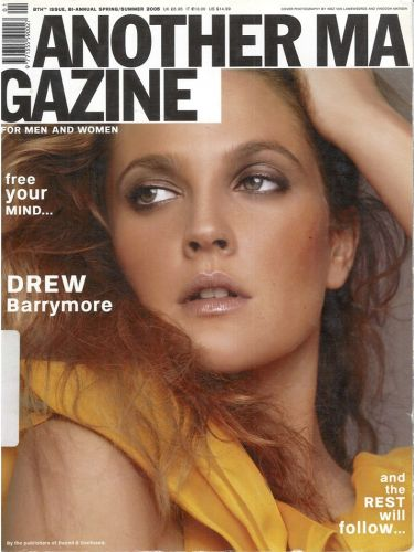 From the Archive: Drew Barrymore on Quantum Physics and Politics