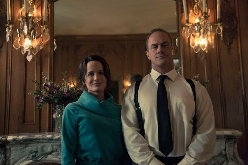 Why Christopher Meloni joined the dark world of 'The Handmaid's Tale'