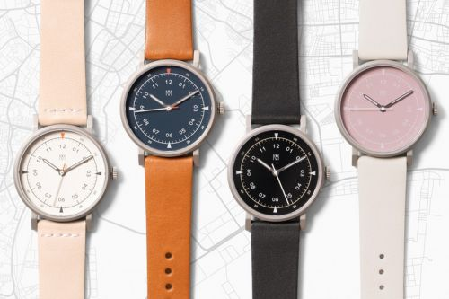 Maven Watches Launches The Urban Scout Series