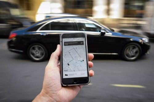 Uber Unveils New By-The-Hour Feature for Multistop Trips