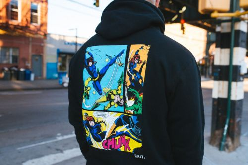 BAIT Collaborates With Marvel Vintage Comics On A Capsule Collection