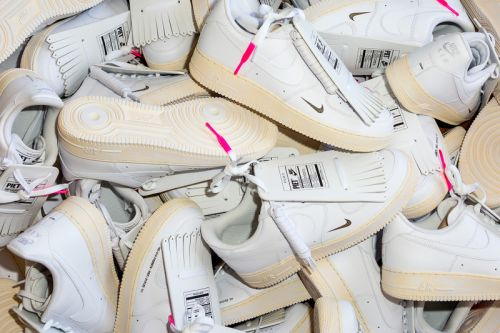 Piet Aligns With Nike to Create a Golf-Inspired Air Force 1