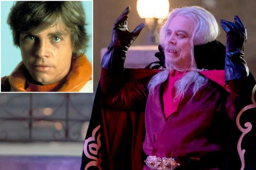 Mark Hamill freaks out 'Star Wars' fans in 'What We Do in the Shadows'