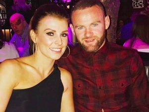 Coleen Rooney Shares First Photo Of Her Fourth Baby With Husband Wayne