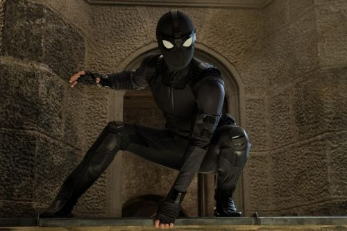 Spider-Man's New Suits Spotlighted in 'Far From Home' International Spots