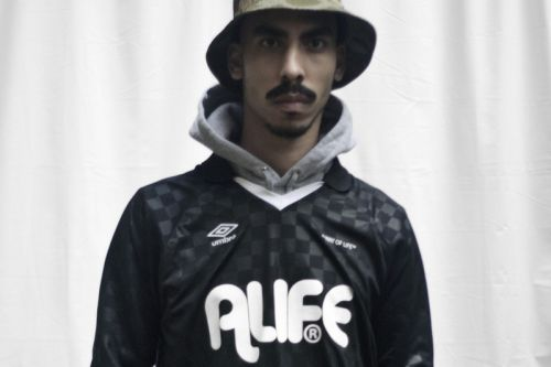 Alife Teams up with Umbro on Limited Long-Sleeve Soccer Jerseys