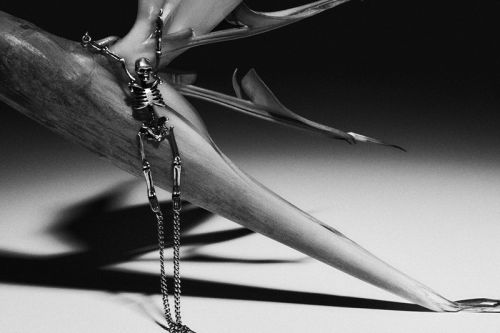 There Are No Tricks in Saint Laurent Rive Droite's Halloween Collection