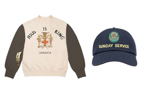 Kanye West Drops 'Jesus Is King' Merch for Sunday Service in Kingston, Jamaica
