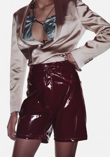 Six Ways to Wear Heavy Satin