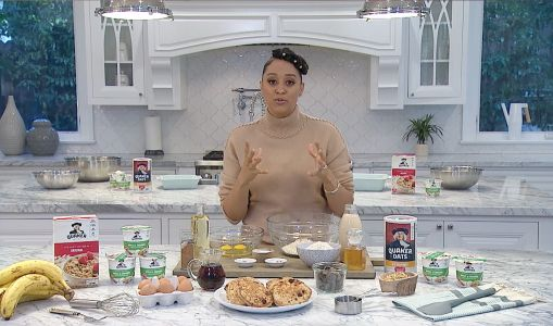 Quaker and Tia Mowry Team Up To Put A Culinary Twist on Breakfast