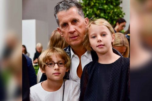 Stefano Tonchi attends Fashion Week amid legal battle with Condé Nast