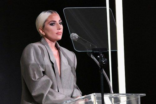 """Lady Gaga Opened Up About the """"Tornado of Pain"""""""