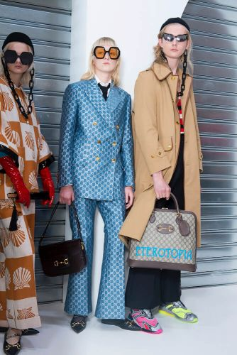 Gucci: Ready-To-Wear SS20