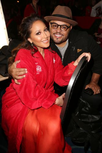 Adrienne Bailon and Husband Israel Houghton Sing in Spanish and Prove How Talented They Are