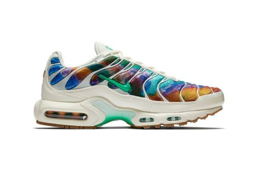 """Another Look at the Nike Air Max Plus """"Alternate Galaxy"""""""