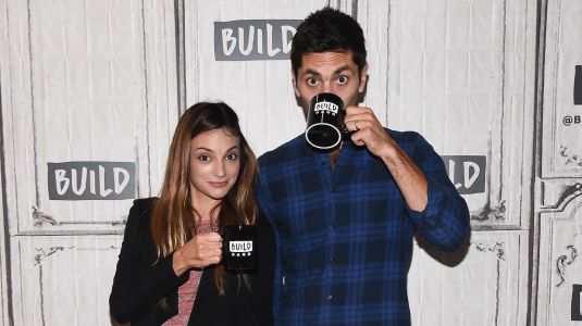 Nev Schulman's Wife Laura Perlongo Shared Her Breast-feeding Photo Because She Was 'Bored In a Car'