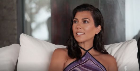 Kourtney Kardashian and Scott Disick Were Told They're Soulmates By a Bali Healer and We Can't Breathe