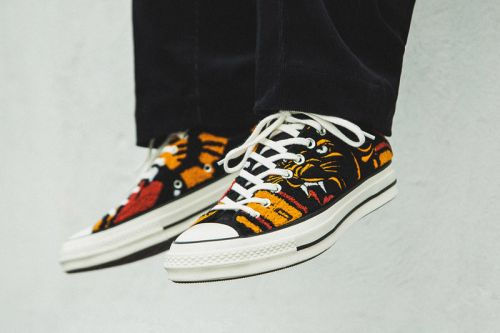UNDEFEATED's Converse Chuck 70 'Ox Gets a Closer Look