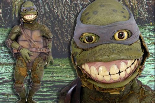 You can own this rotting 'Ninja Turtles' film costume for $15K