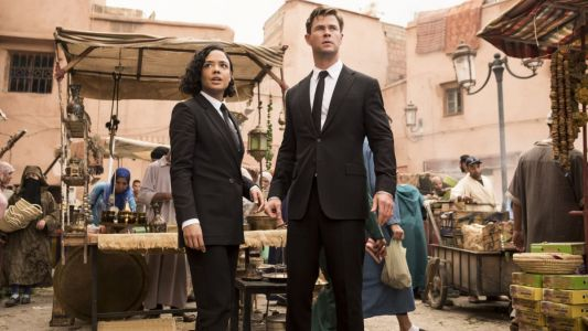 'Men in Black: International' Features Aliens Dressed in Martin Margiela- and Dries Van Noten-Inspired Costumes