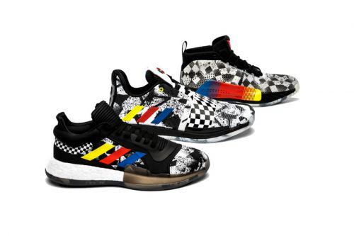Adidas Reveals Raceway-Inspired PEs Set for All-Star Weekend