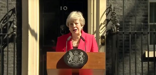 Spare your pity for Theresa May and her tears