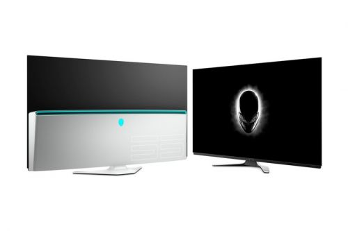 Alienware Drops a $4,000 USD 55-Inch OLED 4K Gaming Monitor