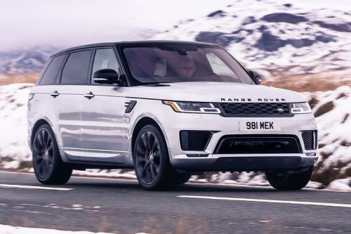 Range Rover Sport Gets a Hybrid-Power Update