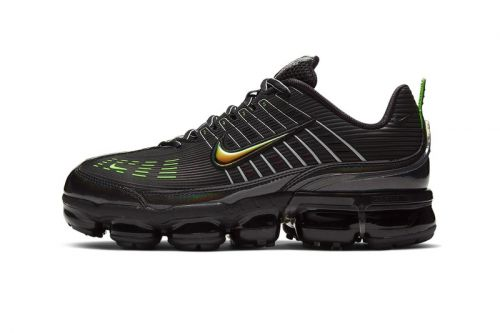 Nike Drops Blacked-Out Air VaporMax 360 With Iridescent Highlights
